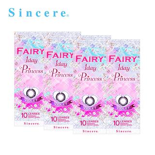 【6箱セット】フェアリー1DAY プリンセス バイオレット(10枚)